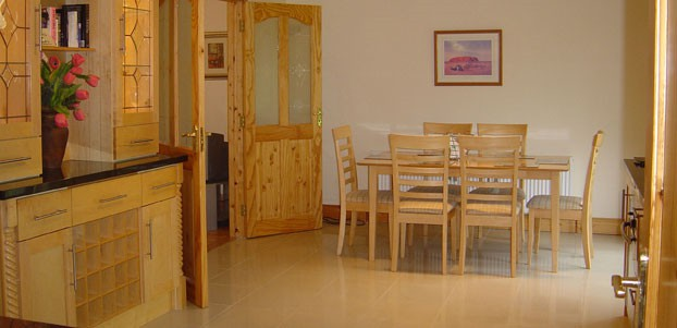 For the family a spacious 4 bed apartment